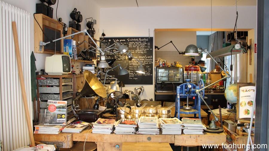 Cafe Gong Gan Berlin