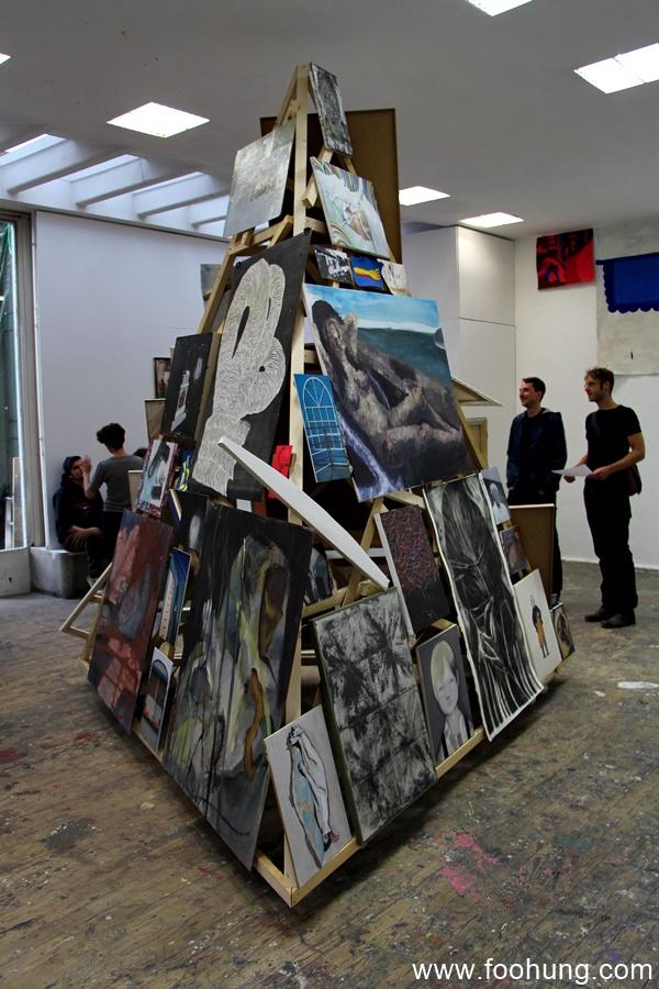 Jahresausstellung der AdbK Nürnberg 8
