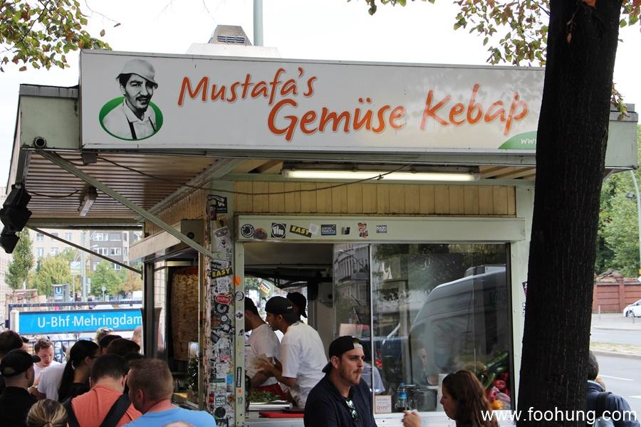 Mustafas Gemüse Kebap Berlin