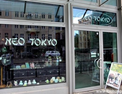 NEO TOKYO Berlin ist toll!