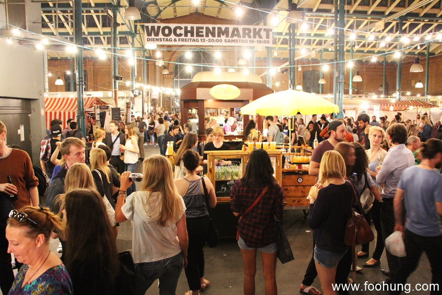 STREET FOOD THURSDAY Berlin ist toll!