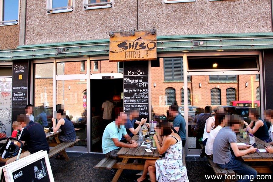 SHISO Burger Berlin 1