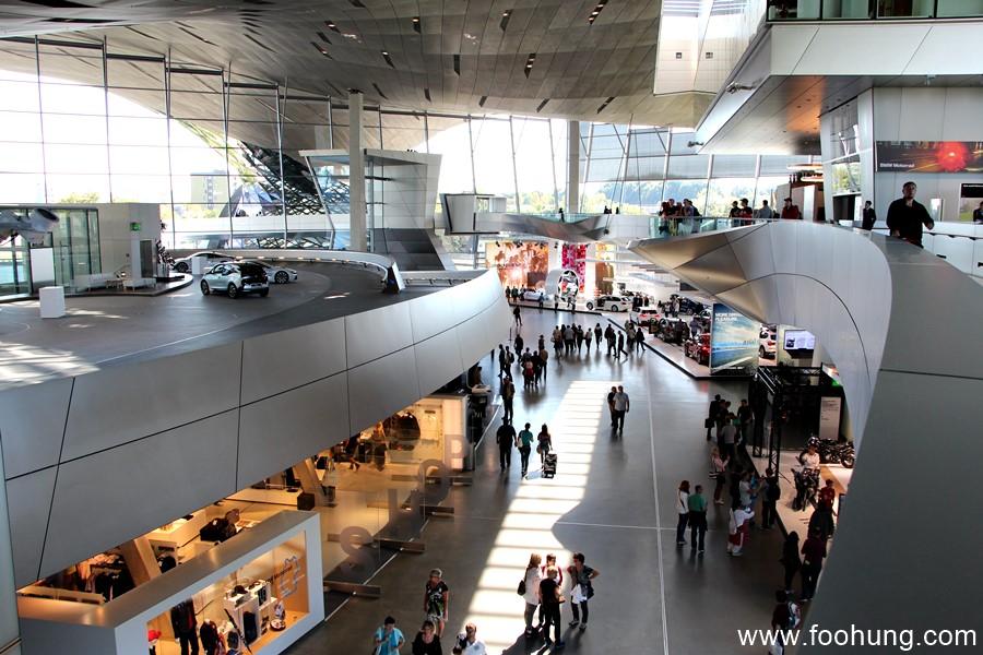 BMW Welt München Picture 15