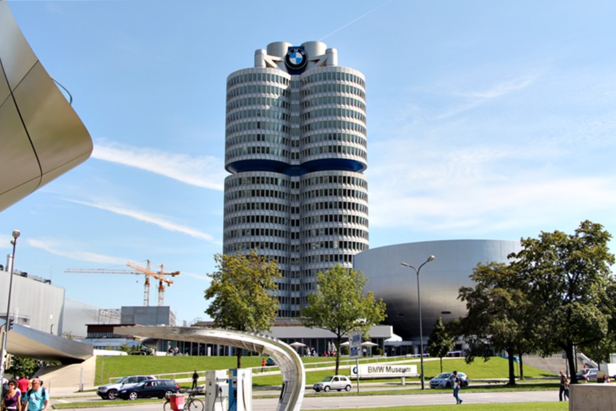 BMW Welt München Picture 16