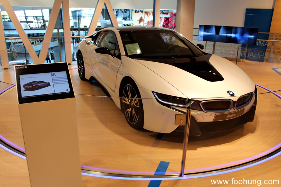 BMW Welt München Picture 7