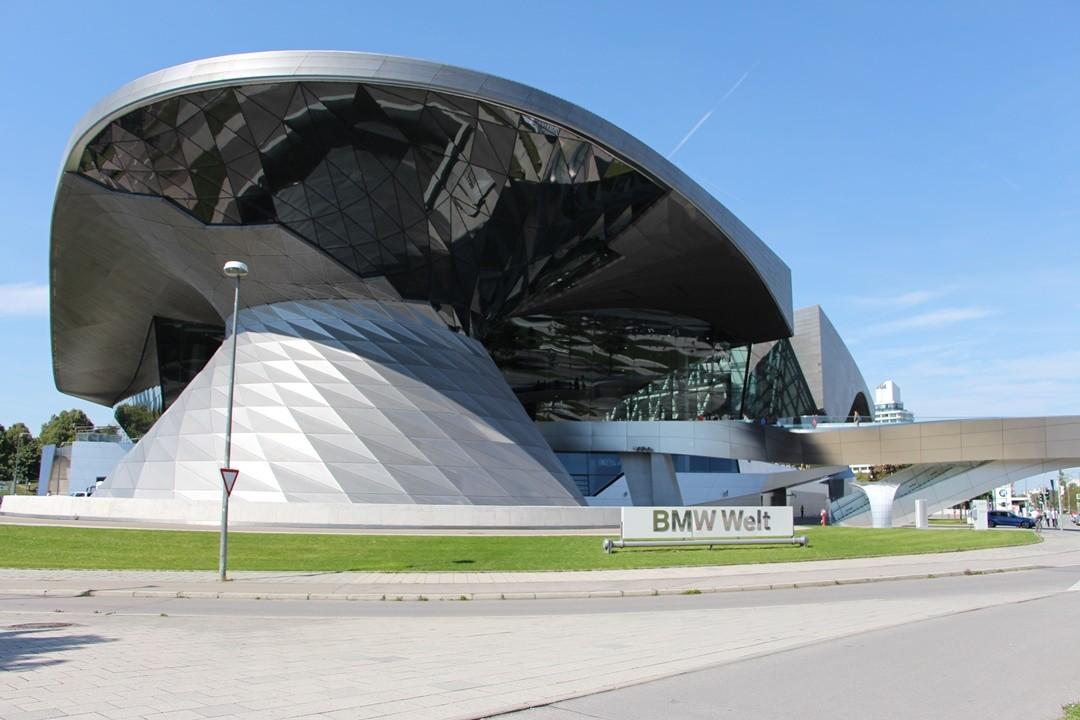 BMW Welt München ist cool!