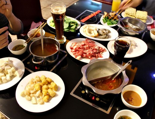 Hot Pot Nürnberg war super lecker!