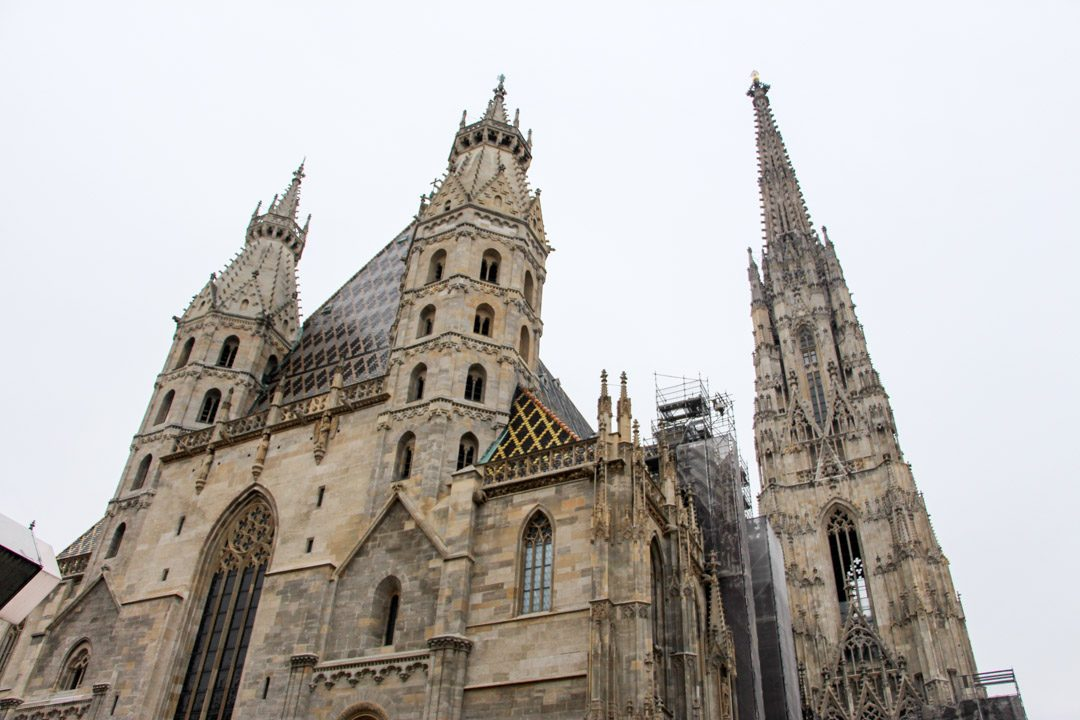 Wien ist eine sehr tolle Stadt!
