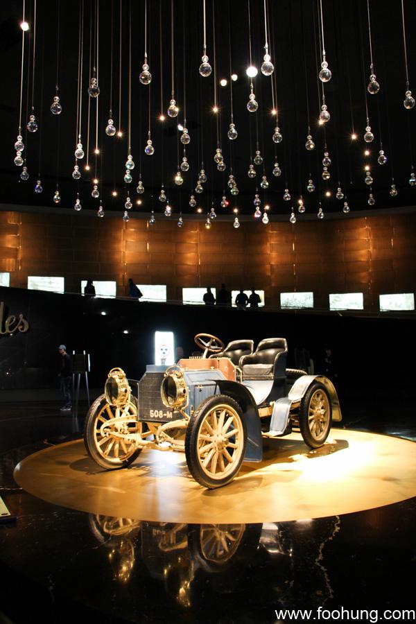 Mercedes-Benz Museum Stuttgart 15