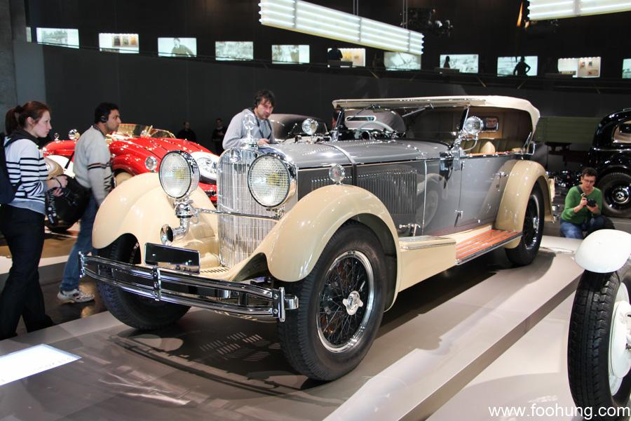 Mercedes-Benz Museum Stuttgart 22