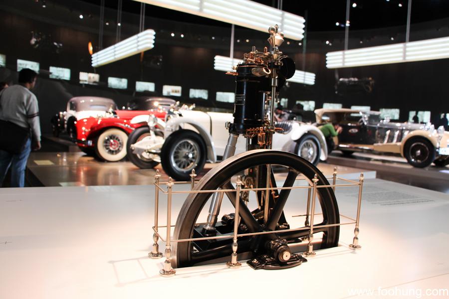 Mercedes-Benz Museum Stuttgart 27