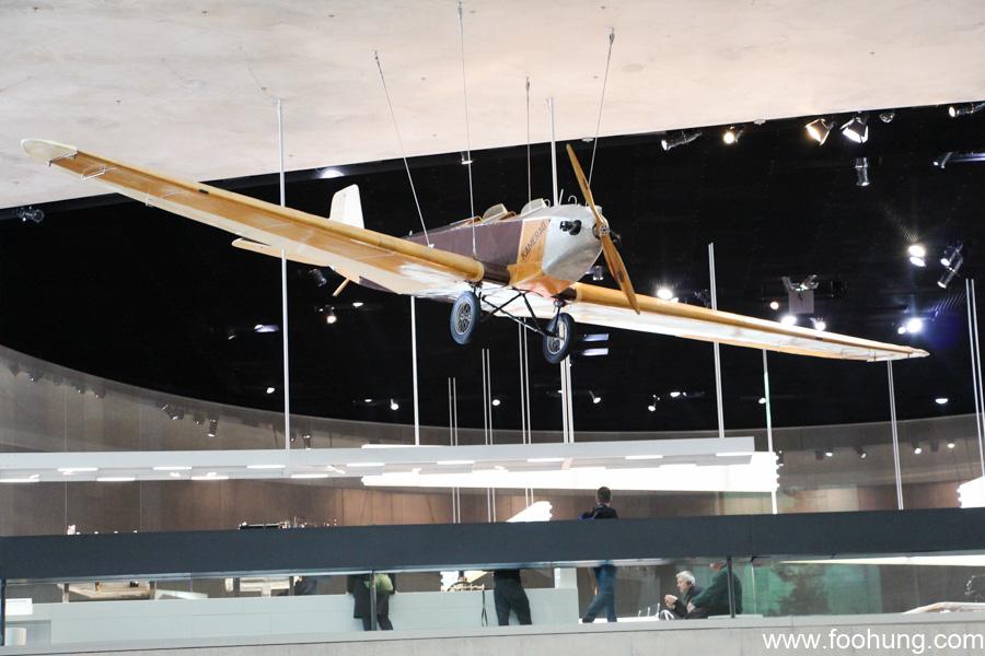 Mercedes-Benz Museum Stuttgart 33
