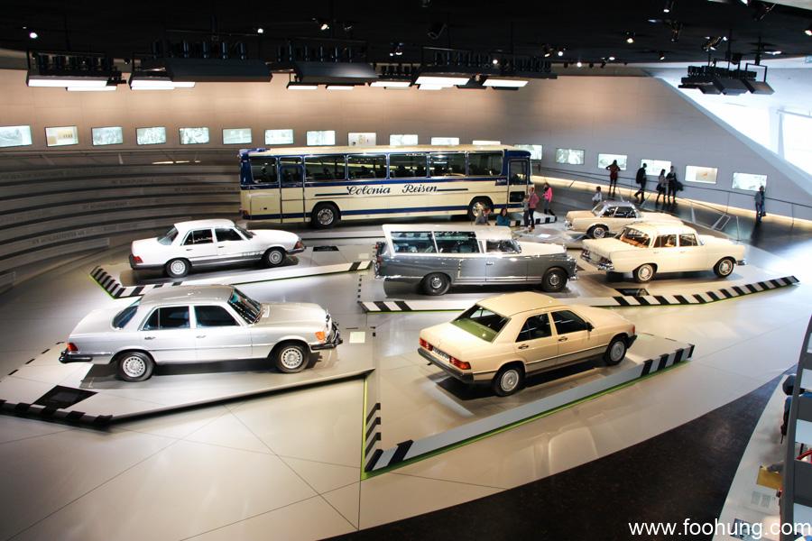 Mercedes-Benz Museum Stuttgart 34