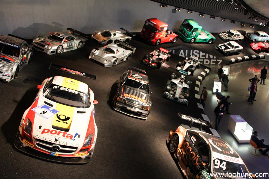 Mercedes-Benz Museum Stuttgart 39