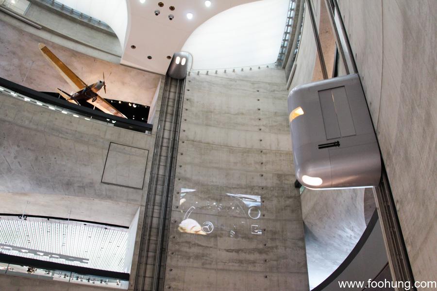 Mercedes-Benz Museum Stuttgart 42