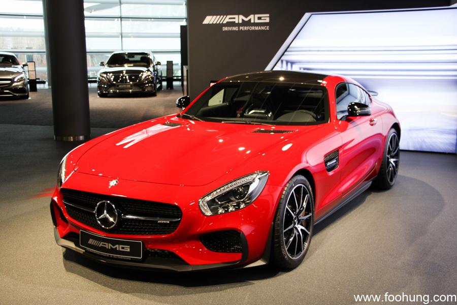 Mercedes-Benz Museum Stuttgart 49
