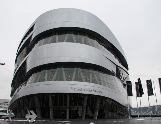 Mercedes-Benz Museum Stuttgart war super cool!