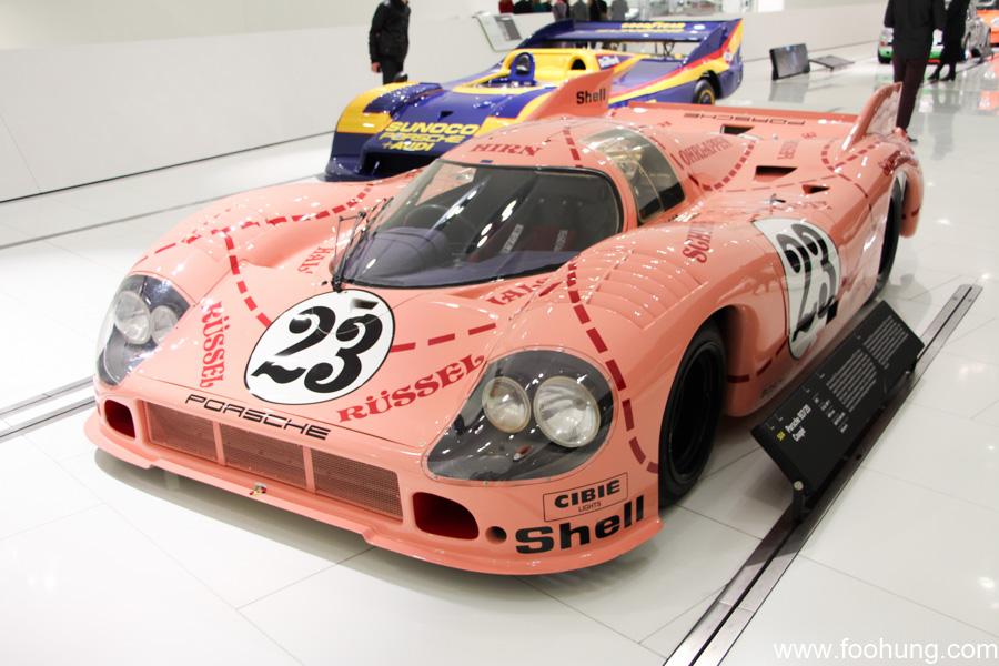 Porsche Museum Stuttgart 13