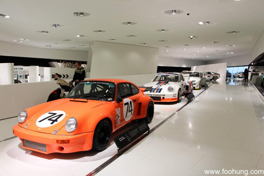Porsche Museum Stuttgart 16