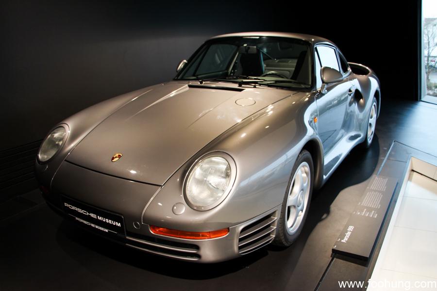 Porsche Museum Stuttgart 20