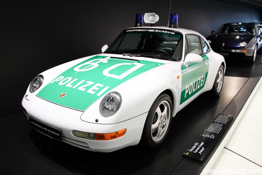 Porsche Museum Stuttgart 21