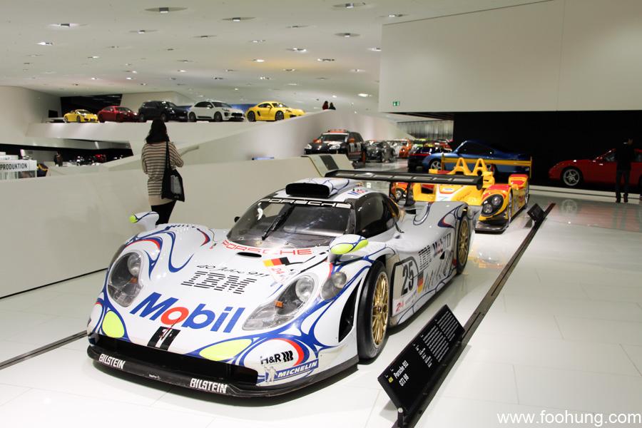 Porsche Museum Stuttgart 24