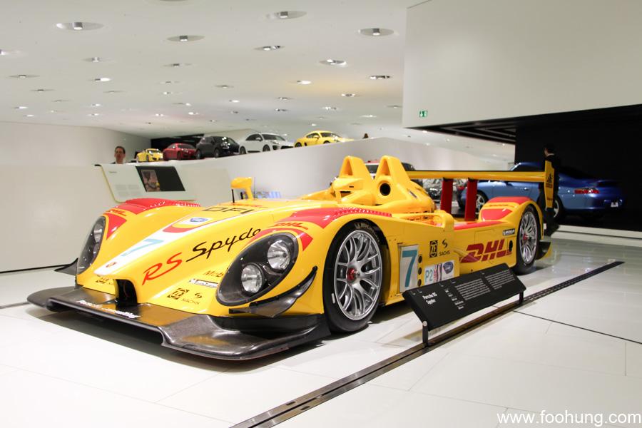Porsche Museum Stuttgart 25