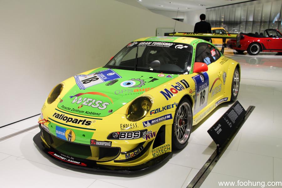 Porsche Museum Stuttgart 30