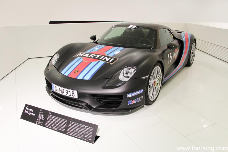 Porsche Museum Stuttgart 33