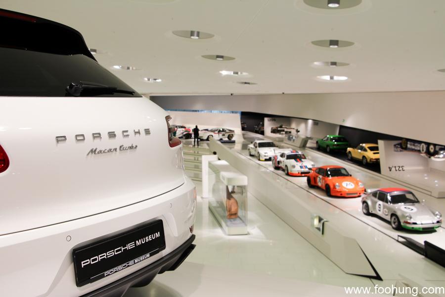 Porsche Museum Stuttgart 34