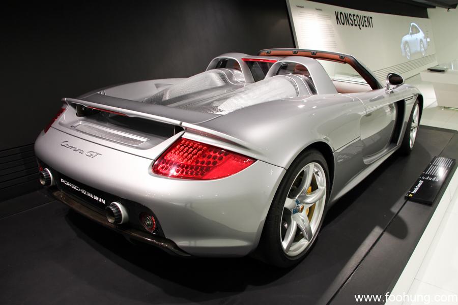 Porsche Museum Stuttgart 38