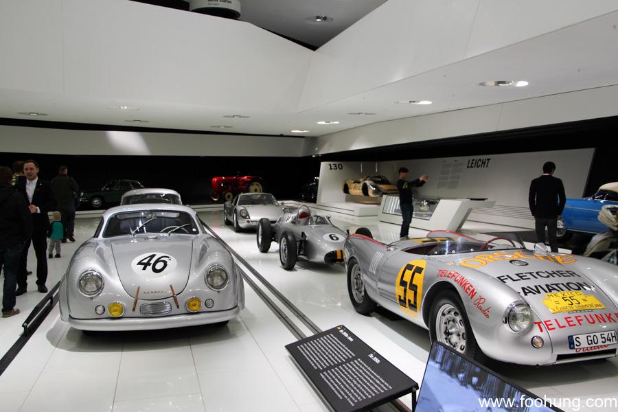 Porsche Museum Stuttgart 4