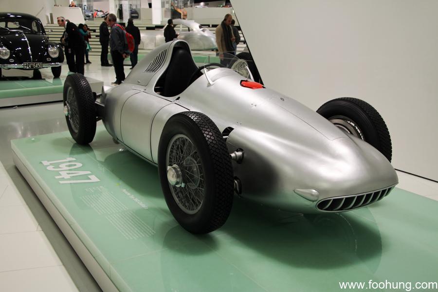 Porsche Museum Stuttgart 42