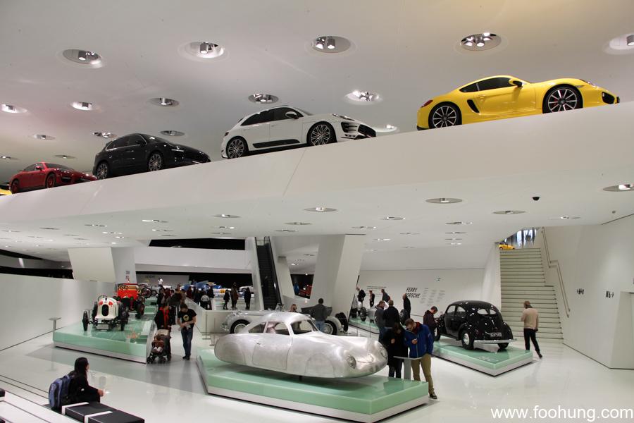 Porsche Museum Stuttgart 43