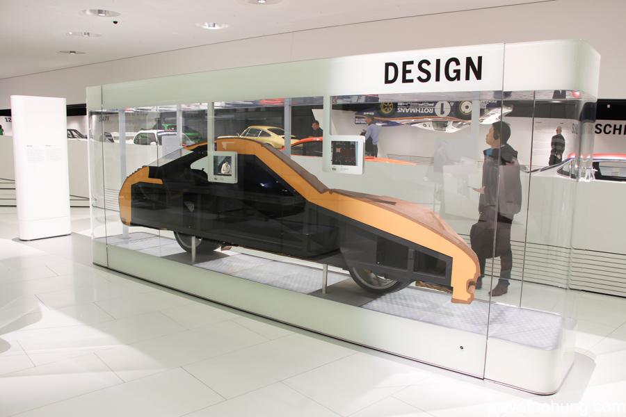 Porsche Museum Stuttgart 44