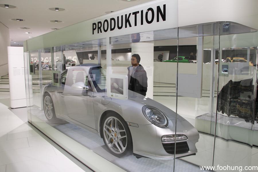 Porsche Museum Stuttgart 45