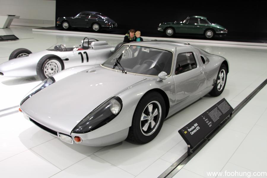 Porsche Museum Stuttgart 5