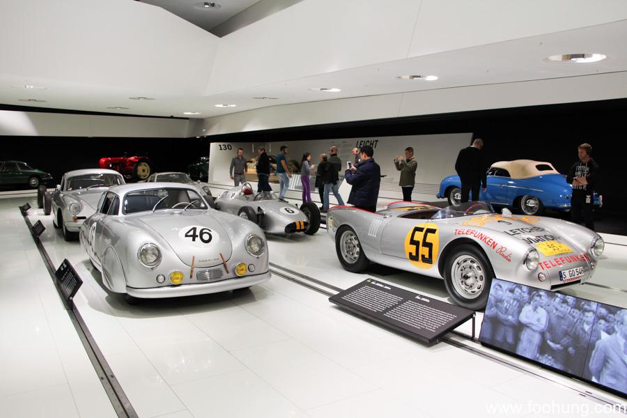 Porsche Museum Stuttgart 50