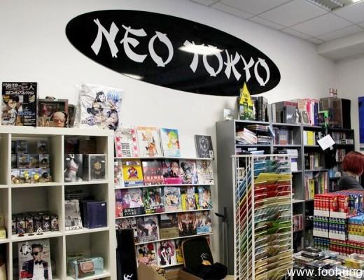 NEO TOKYO München ist so cool!