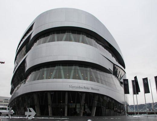 Mercedes-Benz Museum Stuttgart war super cool!